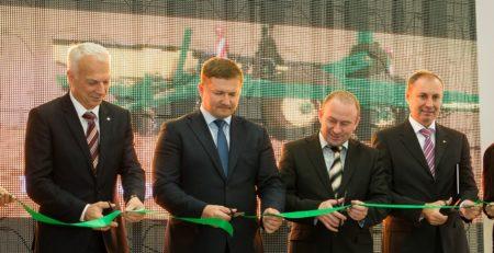 Официальное открытие дилерского центра в Омске