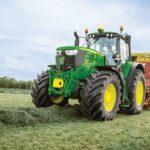трактор 610 1