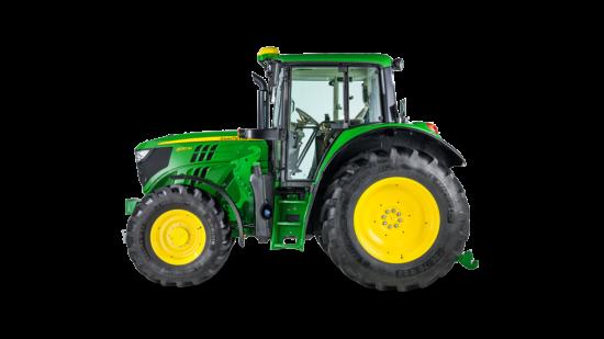 трактор 610