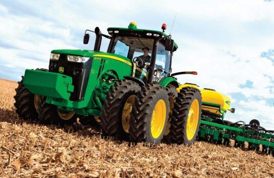 Трактор John Deere 8345R