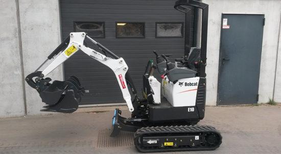 Bobcat-E10