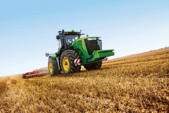 Трактор John Deere 9570R