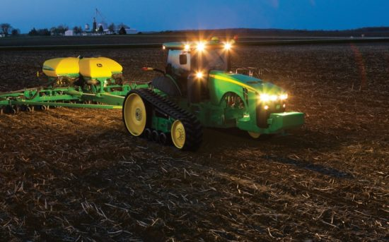 Трактор John Deere 8320RT