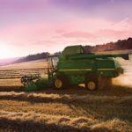 Зерноуборочный комбайн John Deere W650