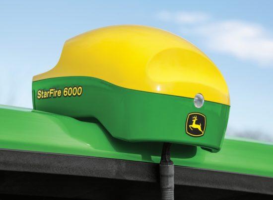 Приемник StarFire 6000