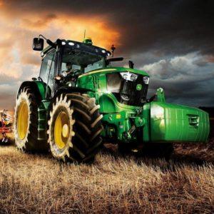 Сельскохозяйственная техника и оборудование John Deere