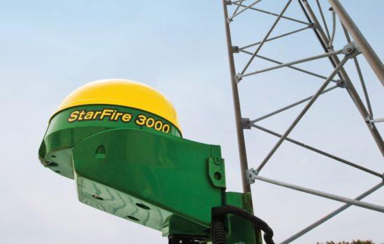Приемник StarFire 3000