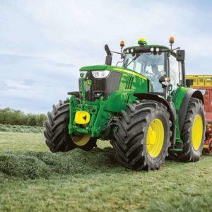 Тракторы серии 6M