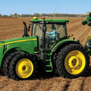 Тракторы серии 8R/8RT